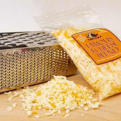 Famous 3 Cheese Blend