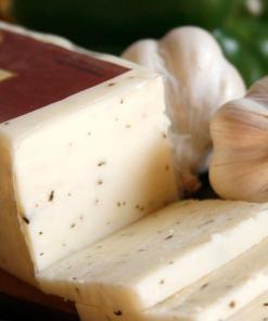 garlic and basil jack