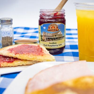 september farm made jam