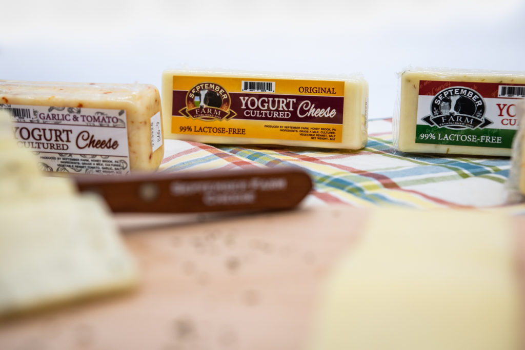 Lactose Free Cheese Gift Package