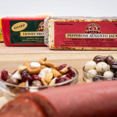 cheese gift set september farm