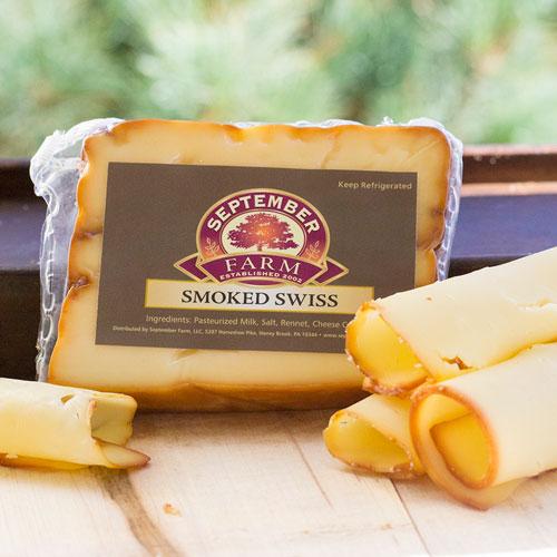Smoked Swiss Cheese Online