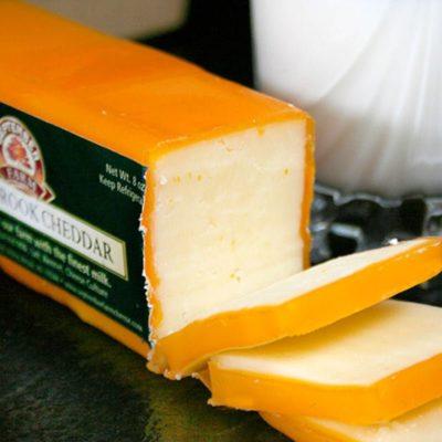 honey brook medium cheddar cheese