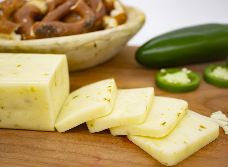 smoked jalapeno jack cheese