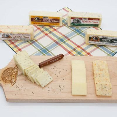Yogurt Cultured Lactose Free Cheese