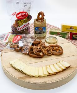 Pretzels & Cheese
