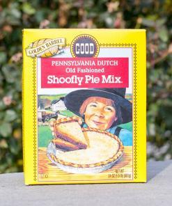 shoofly pie mix