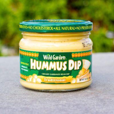 Traditional Hummus Dip