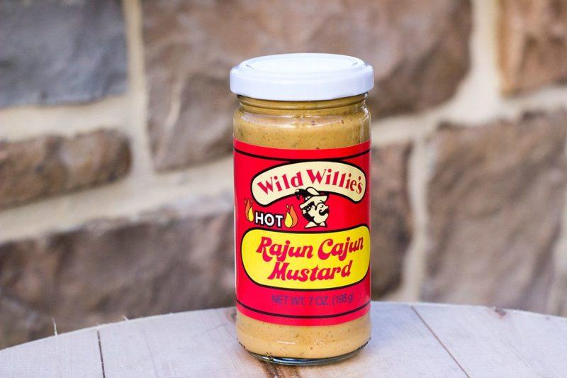 Wild Willie's Rajun Cajun Mustard